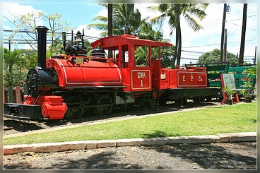 Hawaiian Railway Society, Ewa, O'ahu