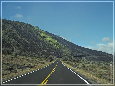 Chain of Craters Rd, Volcanoes NP, Big Island