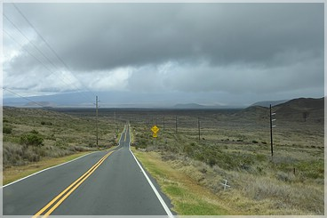 Big Island: Saddle Rd.