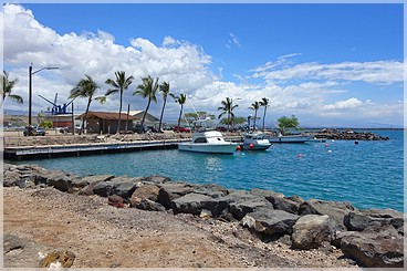 Big Island: Kawaihae Harbor